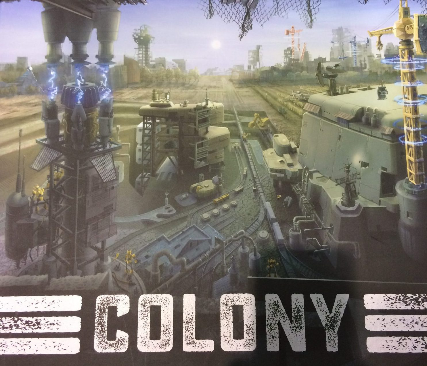 Colony Alspach Bezier